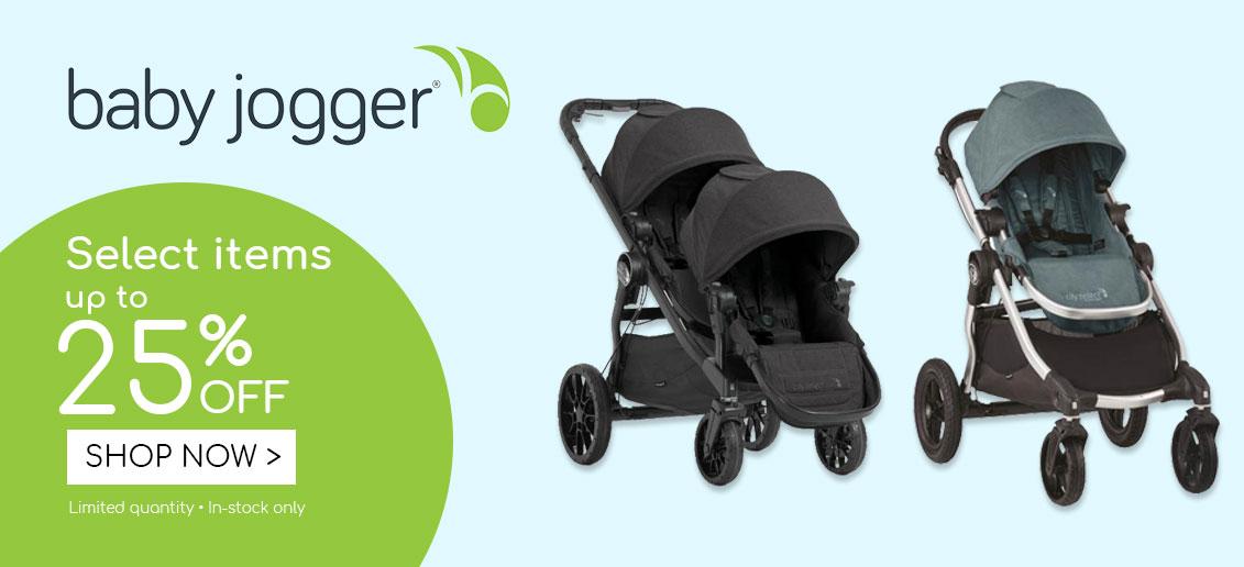 Babyjogger Deals Banner