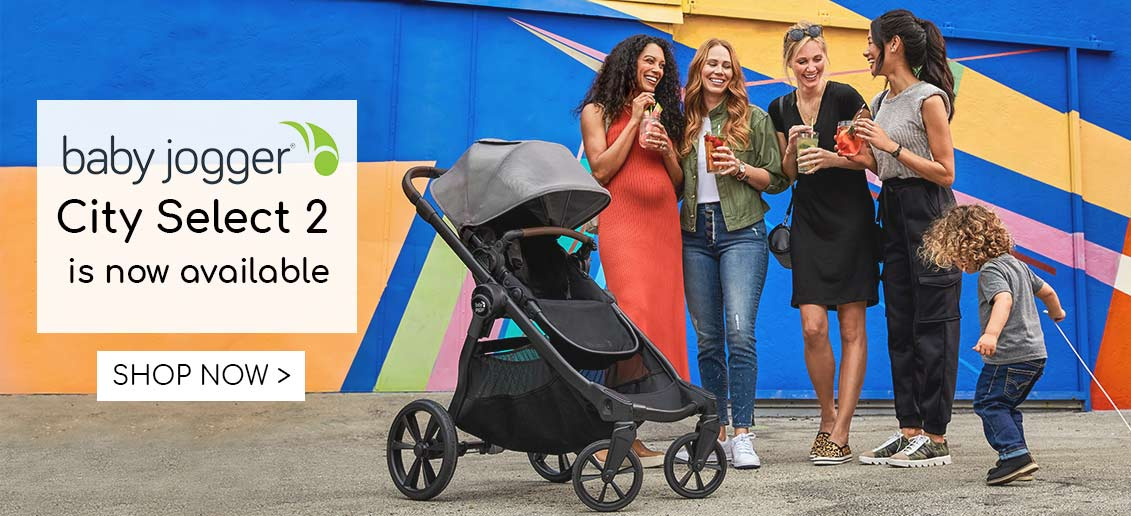 New Baby Jogger City Select 2