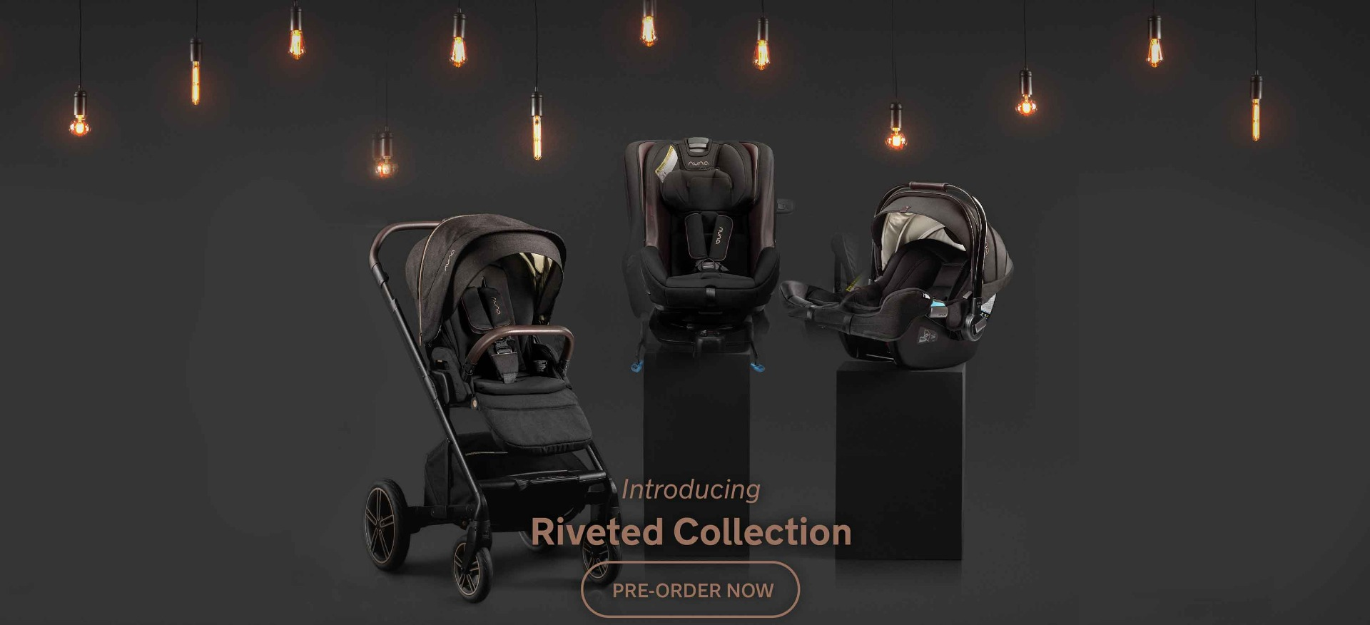 Nuna Riveted New Products