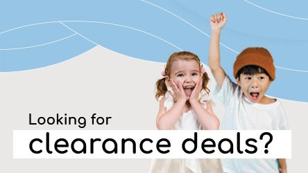 Clearance Deals TJsKids