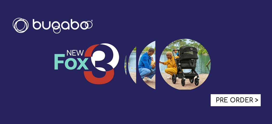 Bugaboo New Product Fox3 TJsKids