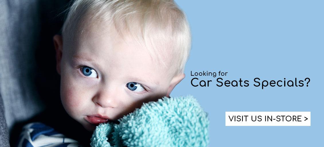 car seats specials at TJsKids