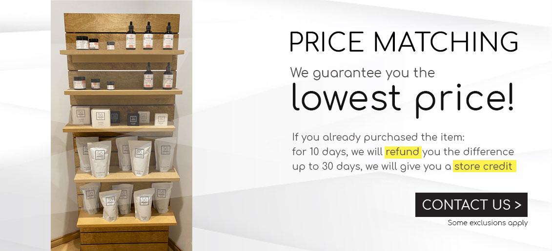 Price Matching TJsKids