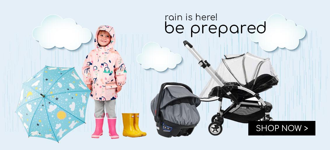 Rain Season TJsKids