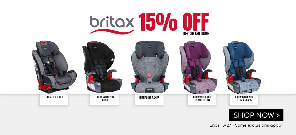 Britax 15%OFF TJsKids