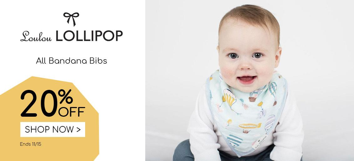 Loulou Lollipop deals tjskids
