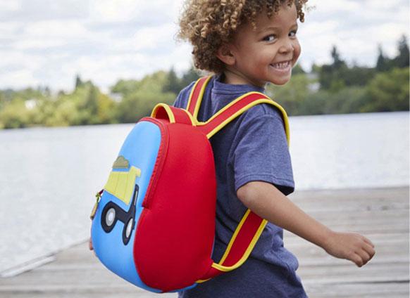Dabbawalla Backpack, TJs the Kiddies Store