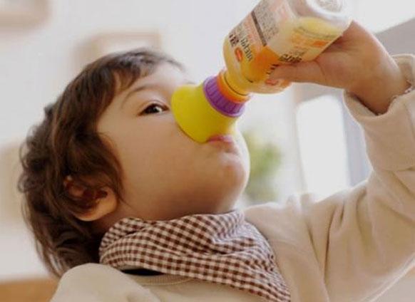 Monee Bottle Cap, Child Drinking, TJs the Kiddies Store