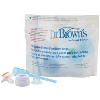 Dr Brown's Microwave Steam Sterilizer Bags 960