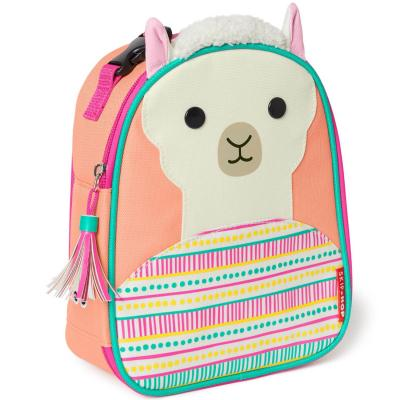 Zoo Lunchies Insulated Lunch Bag Llama