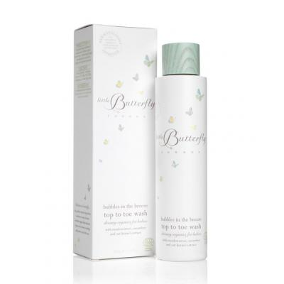 Bubbles in the Breeze Top to Toe Wash - 200ml