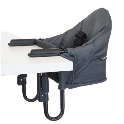 Perch Hanging Highchair Charcoal