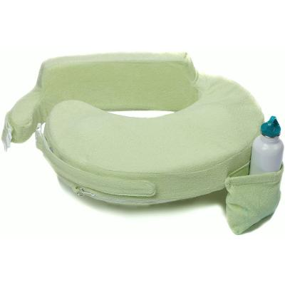 Deluxe Baby Nursing Pillow - Green