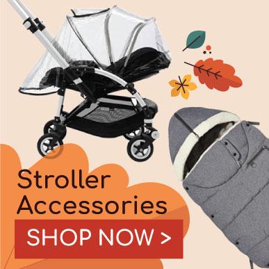 stroller accessories for fall tjskids