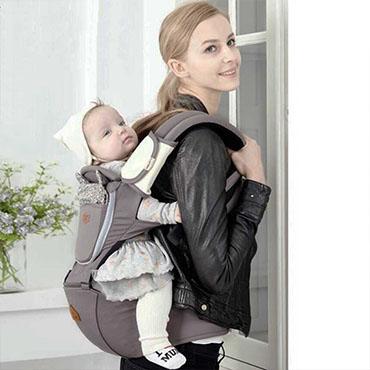 后背式婴儿背带