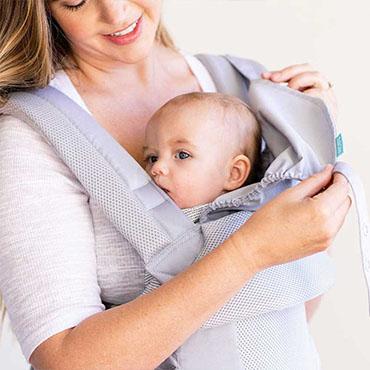 多功能式婴儿背带