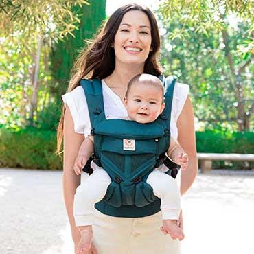 前置婴儿背带