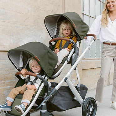 Single to Double Strollers